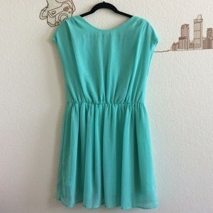 Xhilaration Mint Short Dress